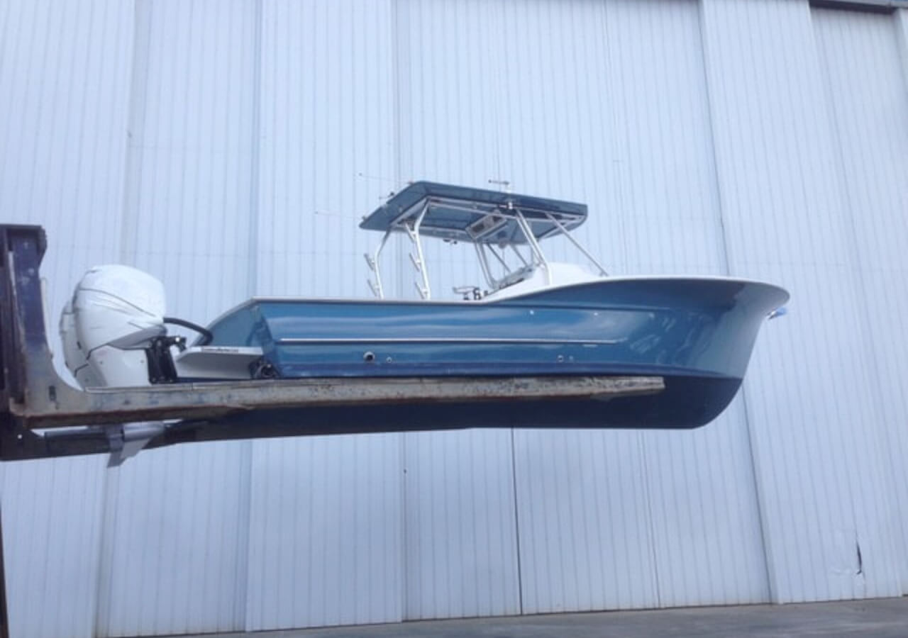 OBX 34 Center Console Sportfishing Boat