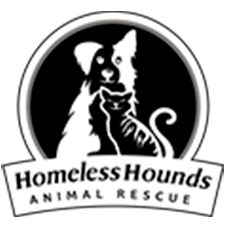 Homeless Hounds Animal Rescue logo