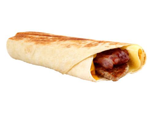 Большой Завтрак Ролл