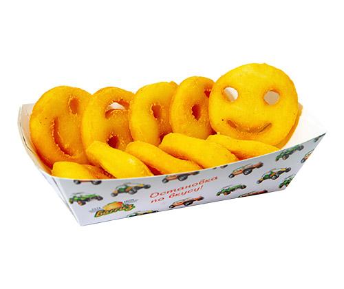Картофельный Смайлик 10 шт.