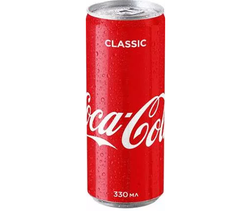 Кока-кола 330 мл.