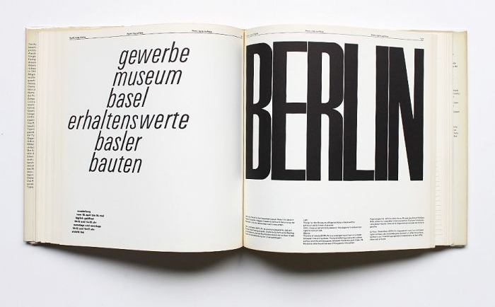 Typographie: A Manual of Design