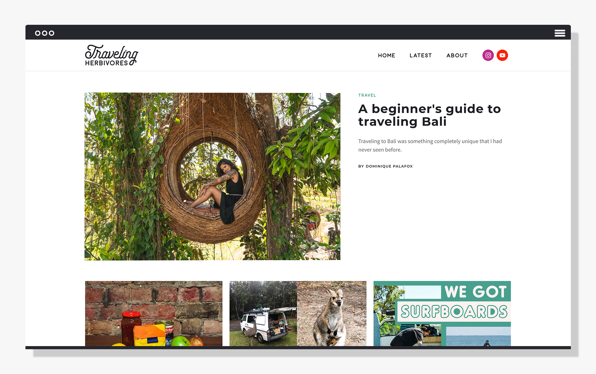 Website designed and developed using Webflow
