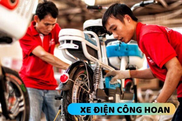 sửa xe điện chuyên nghiệp ở Thanh Trì