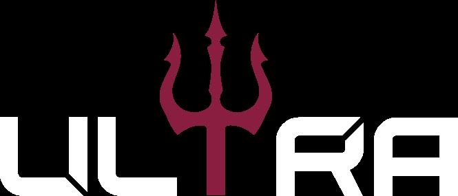 Triton lettering