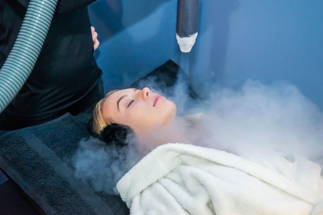 Nordic Edge cryotherapy
