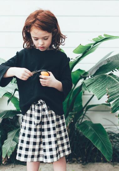 dětské dívčí šaty