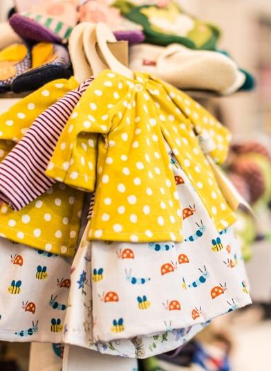 dětské Oblečení na ramínkách