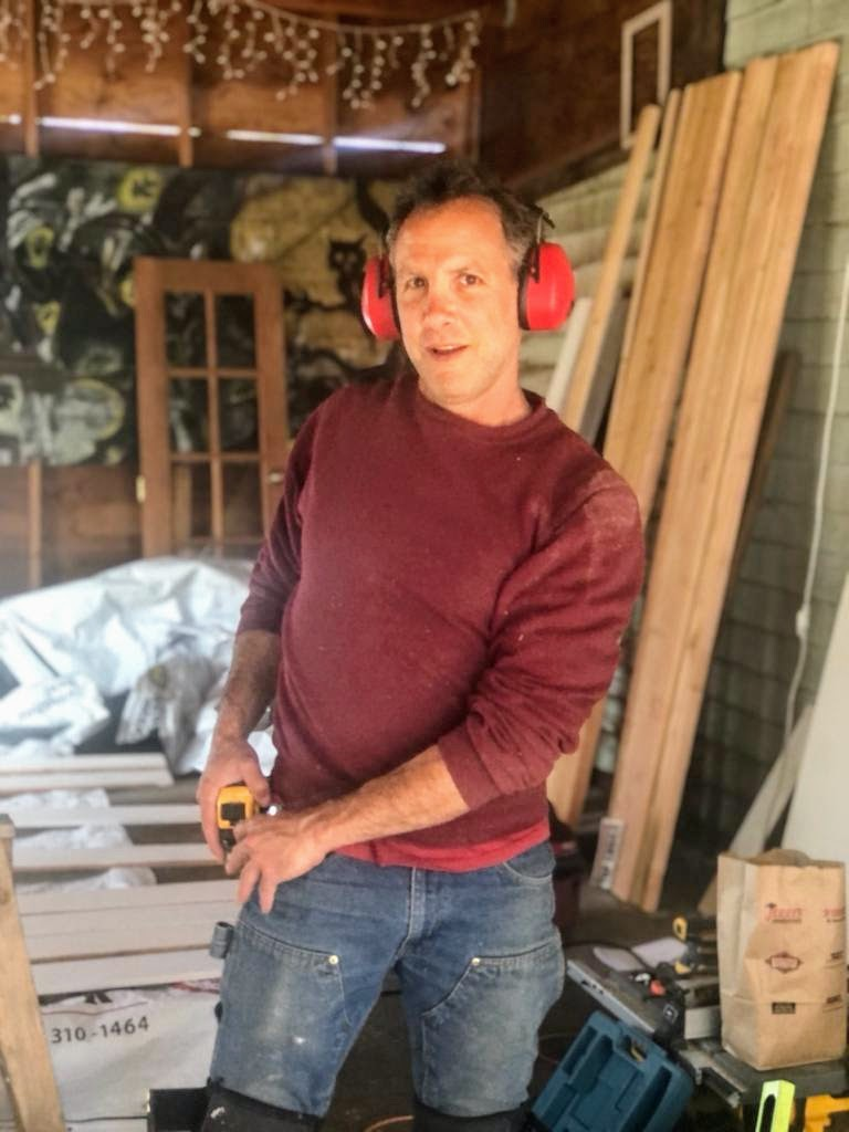 mitchell walzer general contractor and project leader