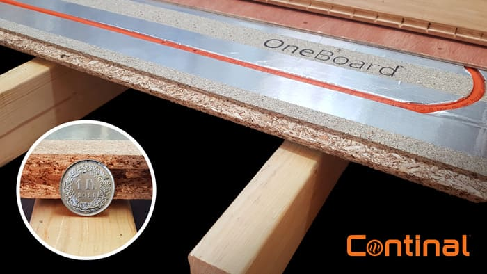 OneBoard® structural system