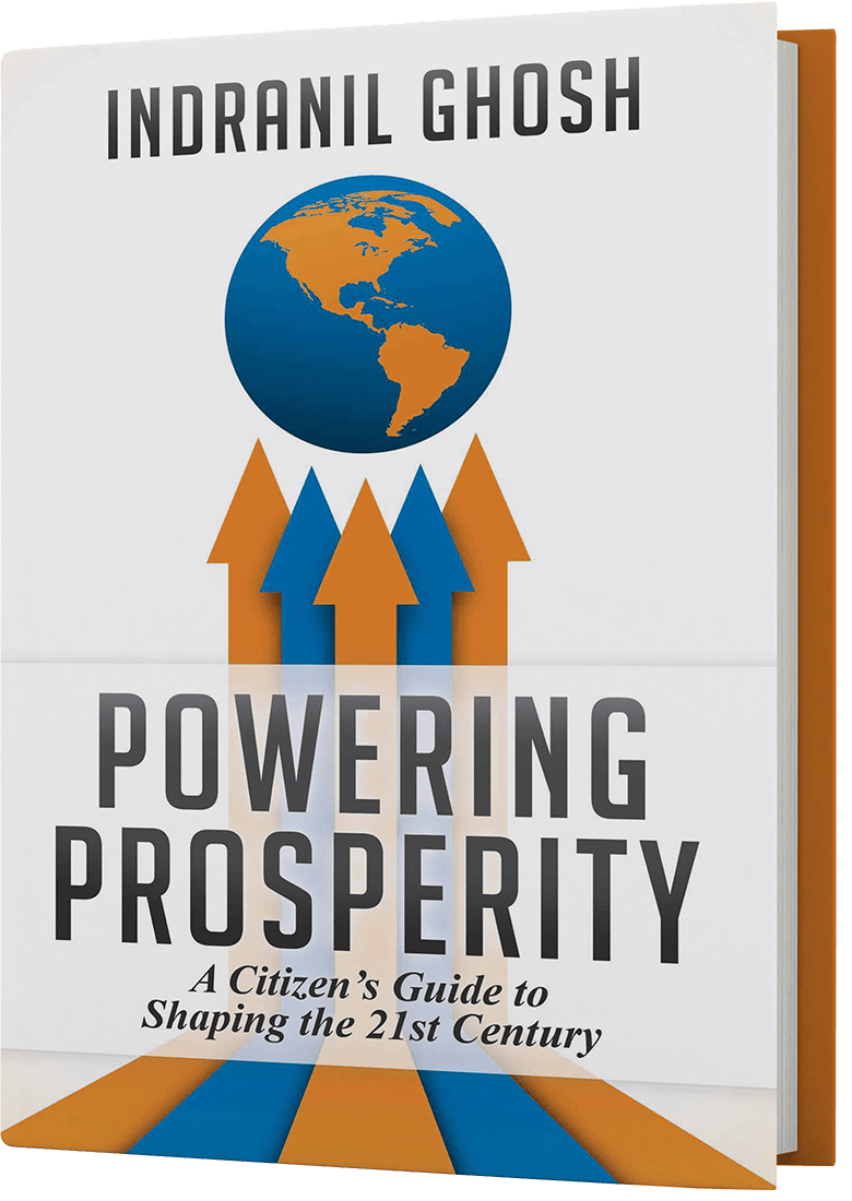 Powering Prosperity - The Book