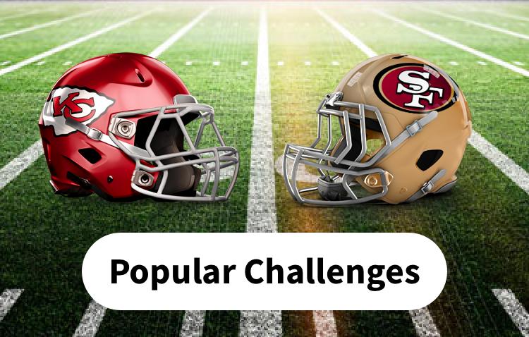 Popular Challenges
