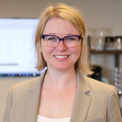 Kindra Evensen - Senior Client Relationship Manager
