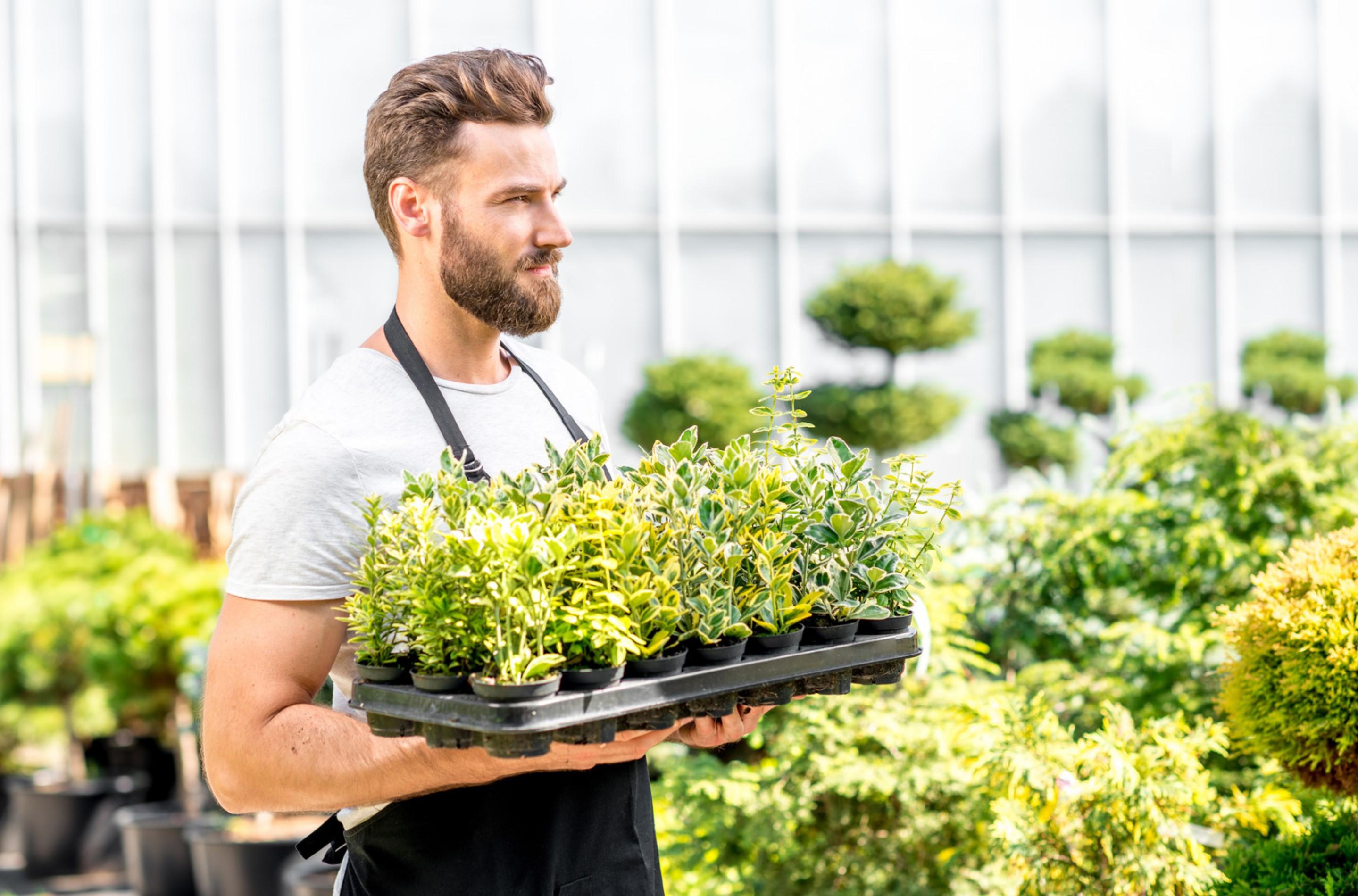 devenir jardinier auto-entrepreneur