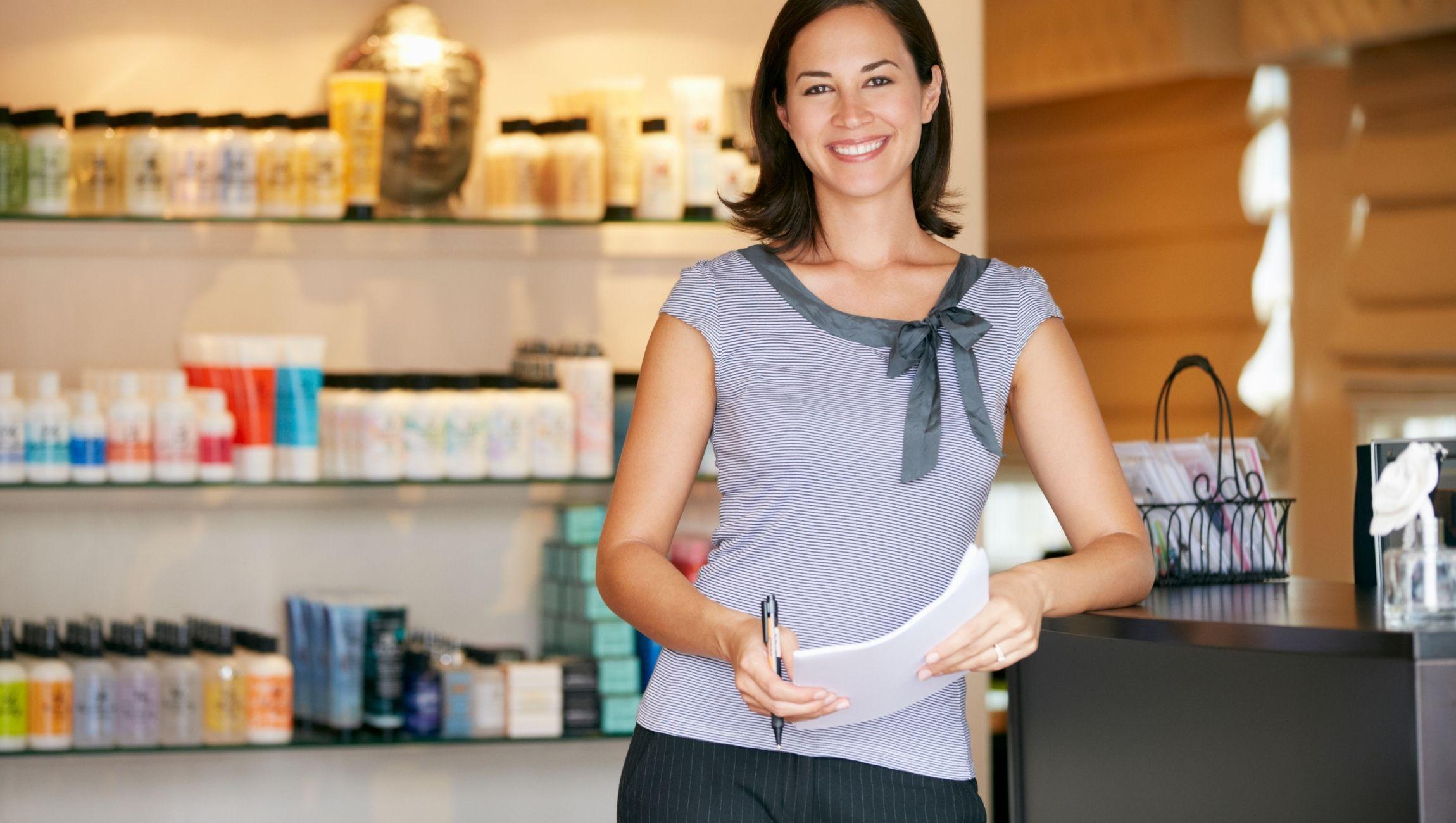 Devenir esthéticienne à domicile auto-entrepreneur