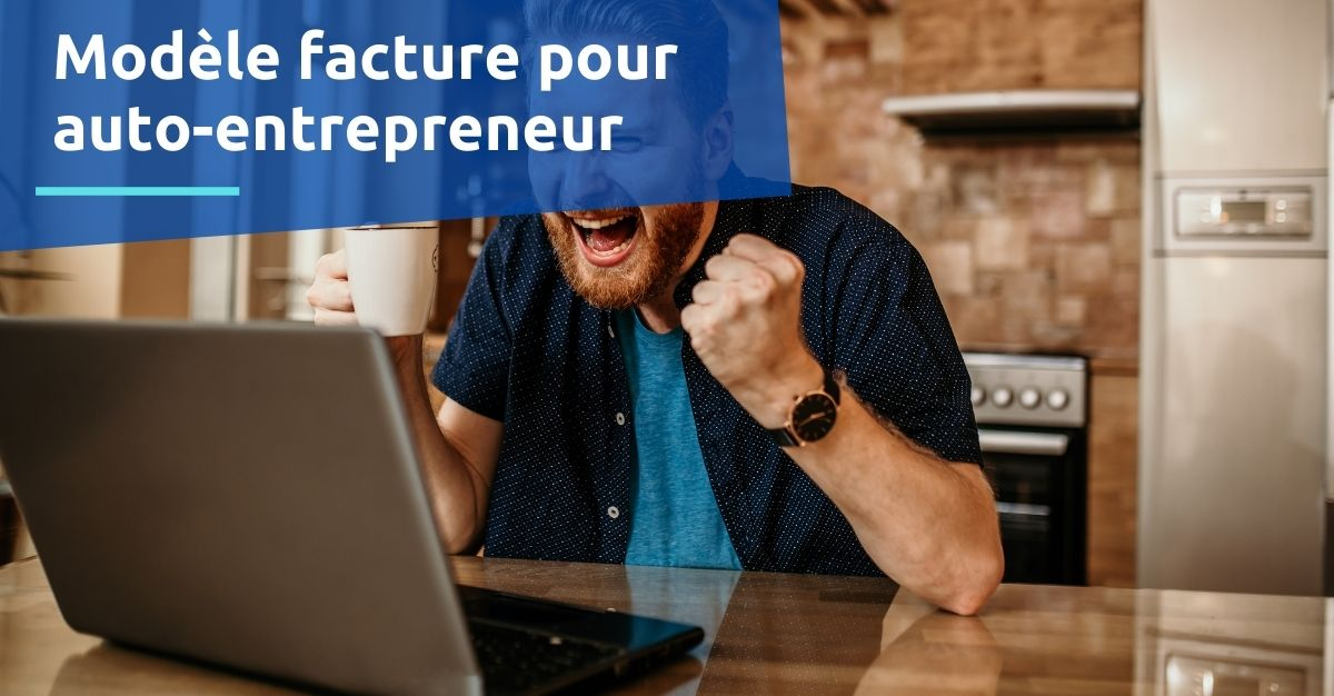 Modèle facture auto-entrepreneur