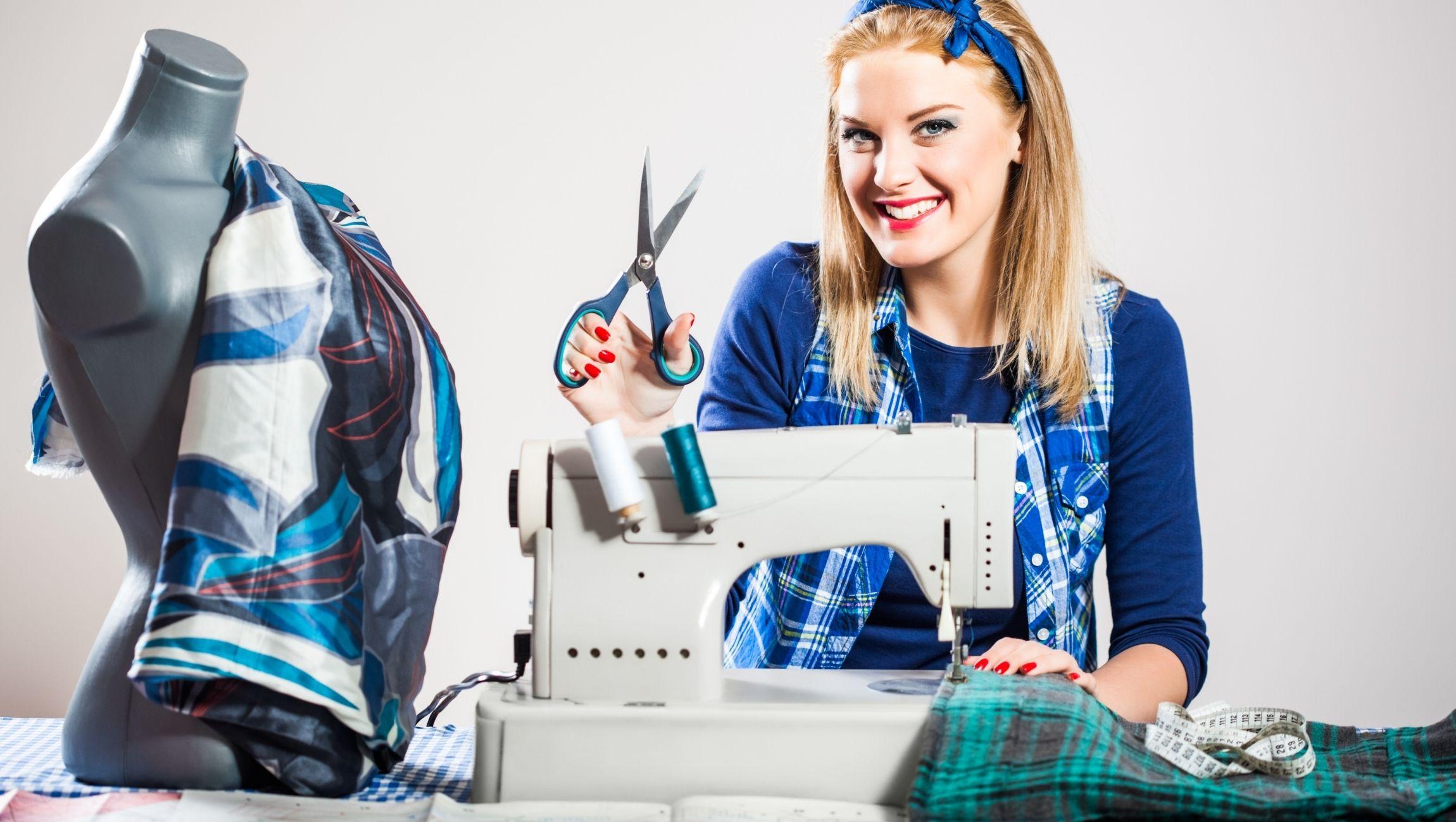 Devenir couturière a domicile auto-entrepreneur