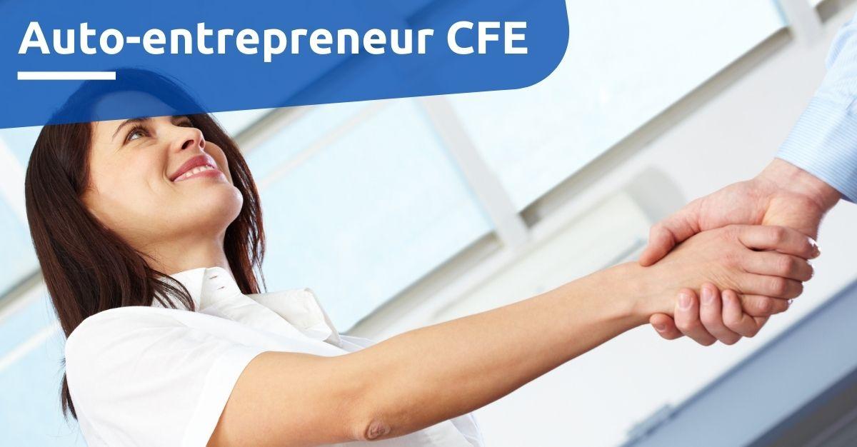 auto-entrepreneur CFE