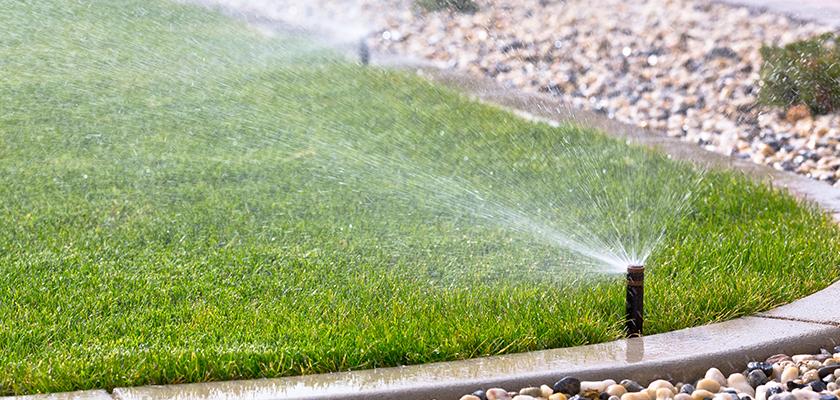 Sprinkler Inspection/Repair