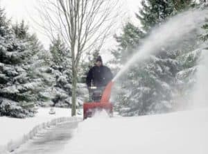 Stay indoors with that warm cup of coffee or tea. We got this. We're on call 24/7 during winter events to help keep your driveways/walkways clear.