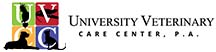 University Veterinary Care Center Logo