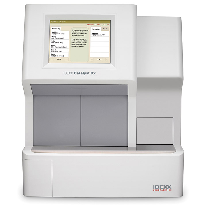 Idexx Catalyst Dx Chemistry Analyzer