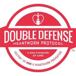 Double Defense heartworm protocol
