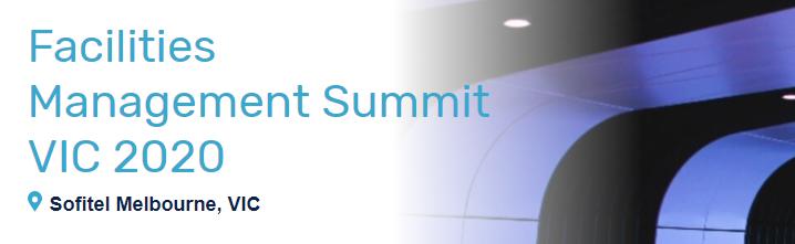 Facilities Management Summit VIC 2020 Logo