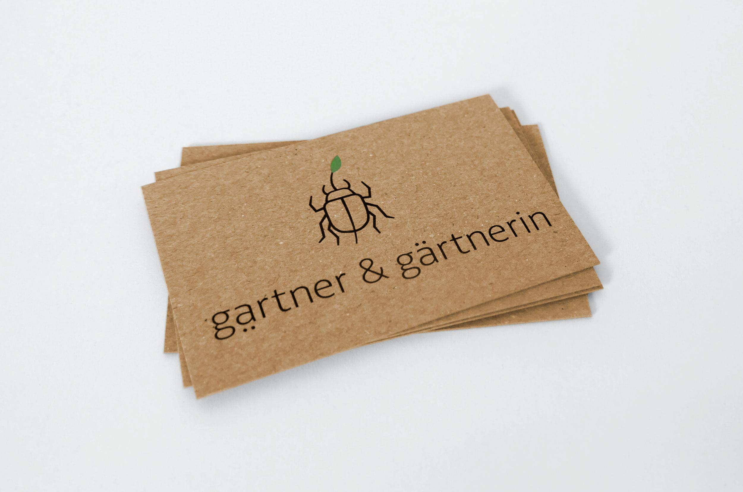 Gärtner & Gärtnerin