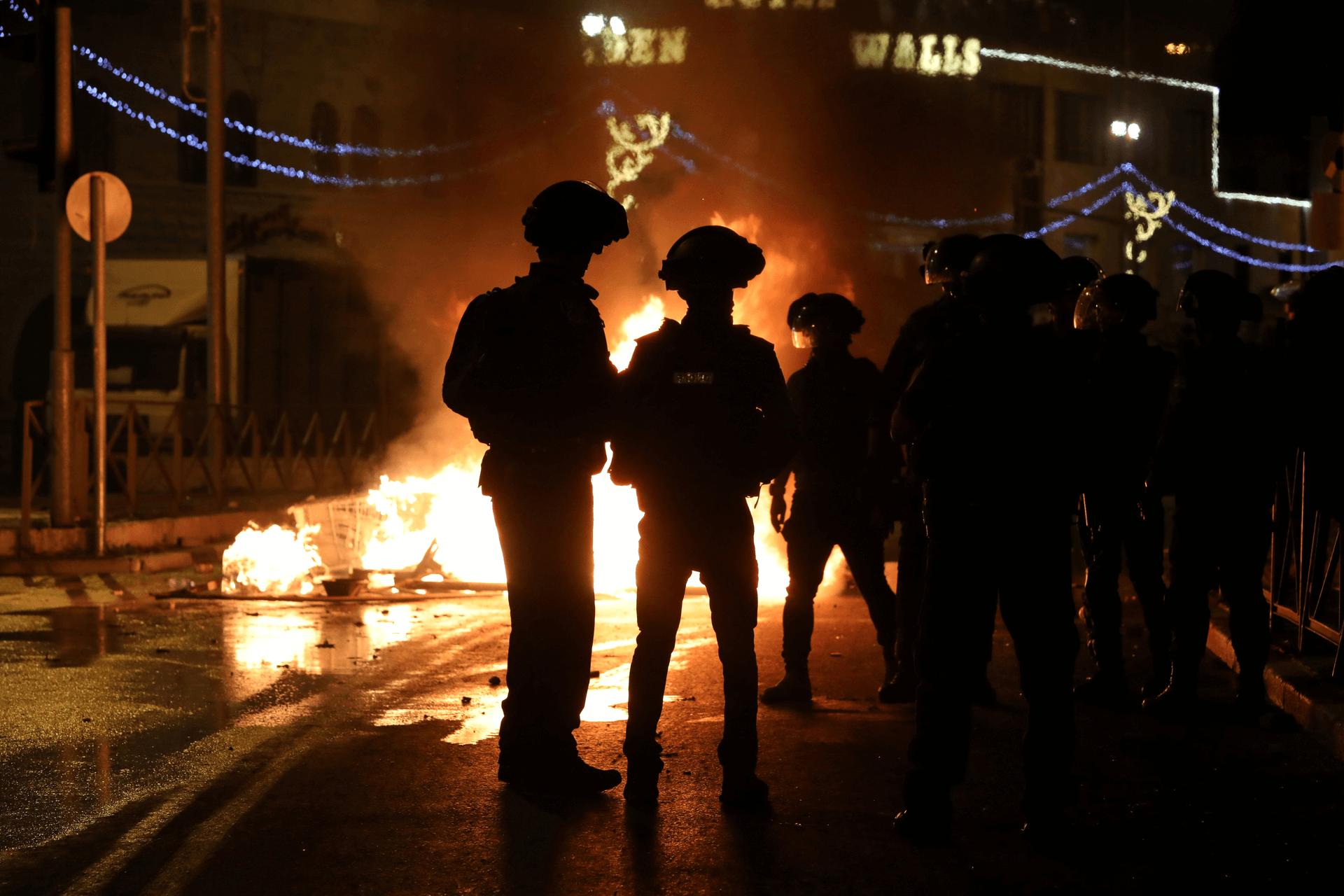 משטרת ישראל בפעולה. צילום אילוסטרציה: רויטרס