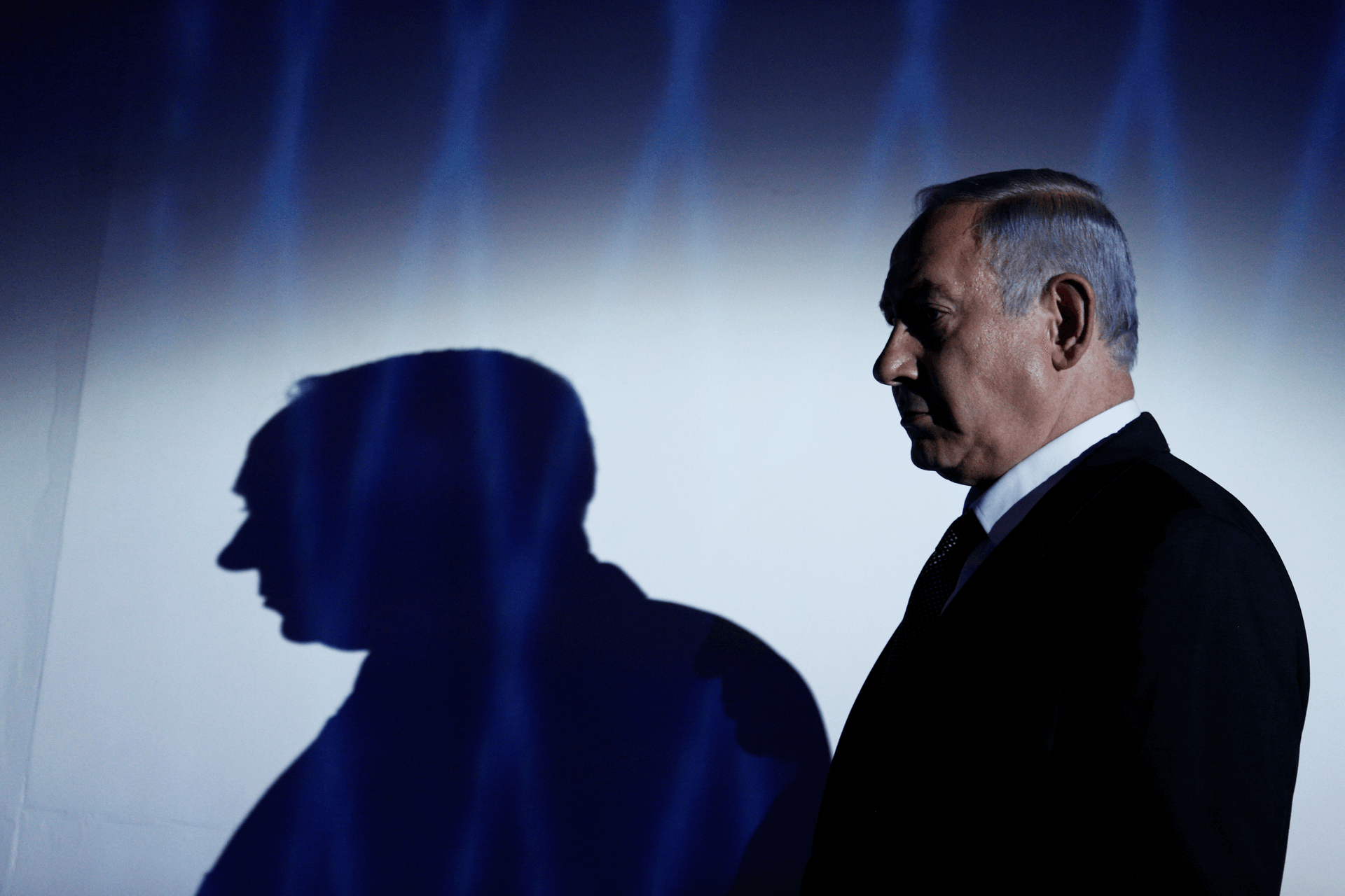 בנימין נתניהו, לשעבר ראש הממשלה. צילום: רויטרס