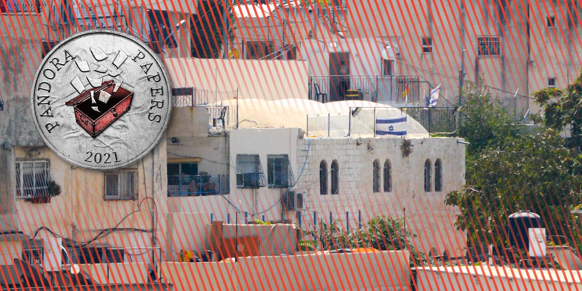 בית יונתן בבעלות עטרת כהנים במזרח ירושלים. צילום: דוד וינוקור