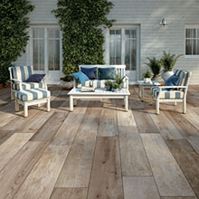 Porcelain Pavers - Dell Outdoor
