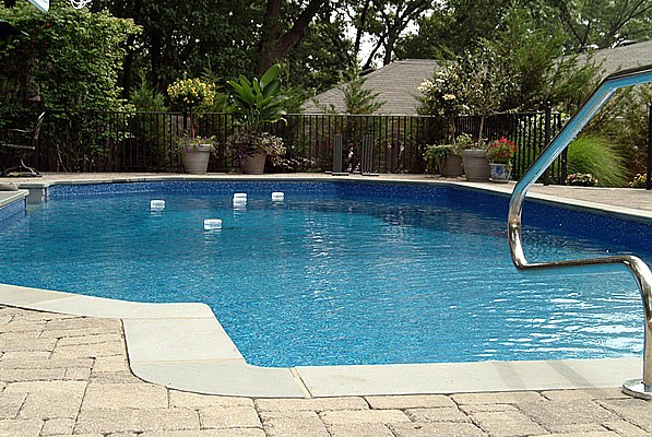 Inground Pools NJ - Dell Outdoor