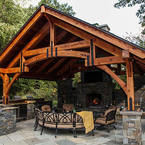 Outdoor Kitchen - Dell Outdoor