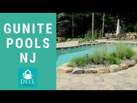 gunite pools nj