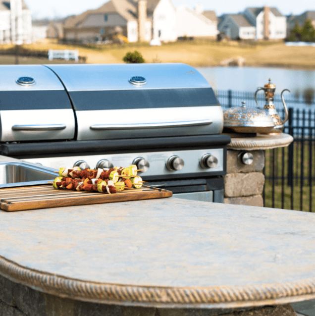 Outdoor Kitchen, Bars & Grills - Dell Outdoor