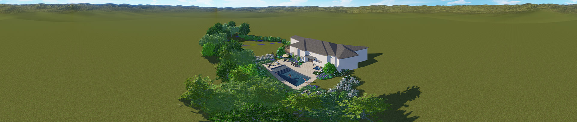 3d pool design