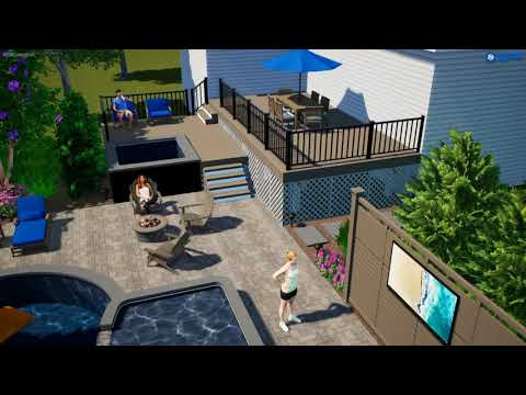 Stunning 3D Pool Designs Envision Your Dream Pool