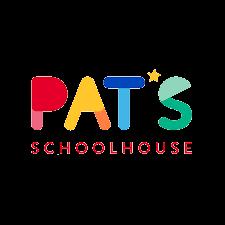 Pat's Schoolhouse logo