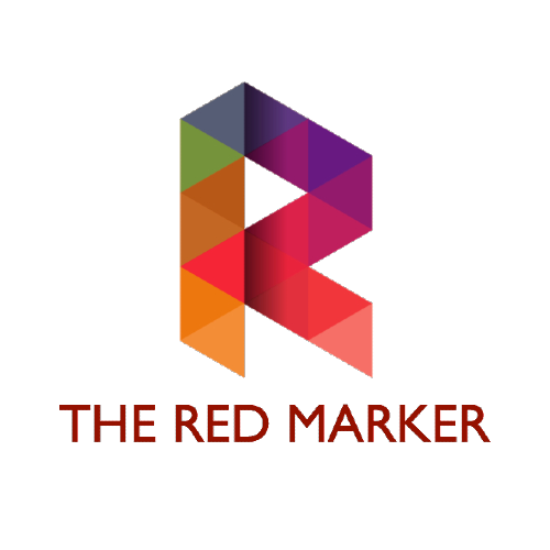the red marker logo