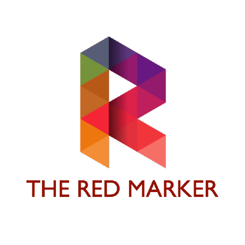 the red marker + Virtual tour
