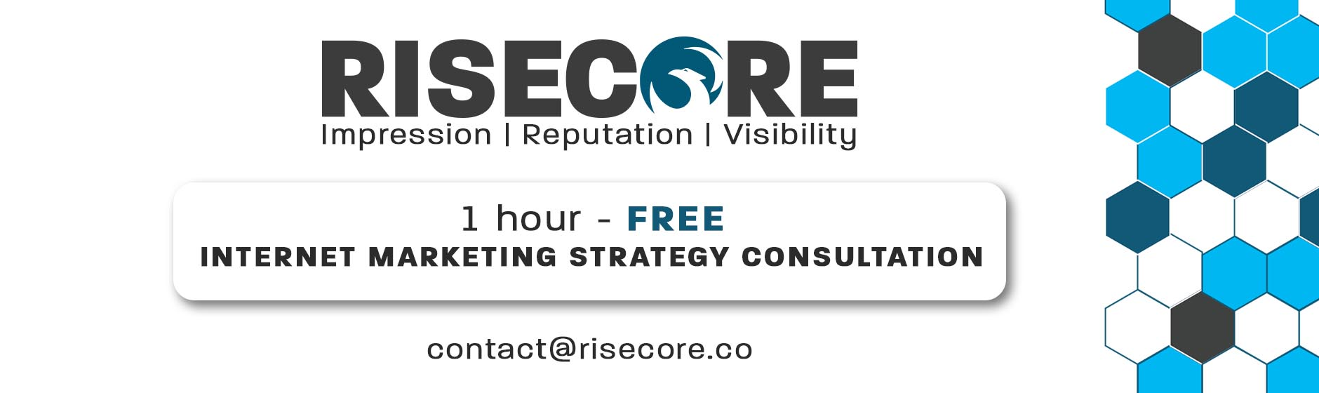 Free 1 Hour Social Media Marketing Consultation - contact@risecore.co