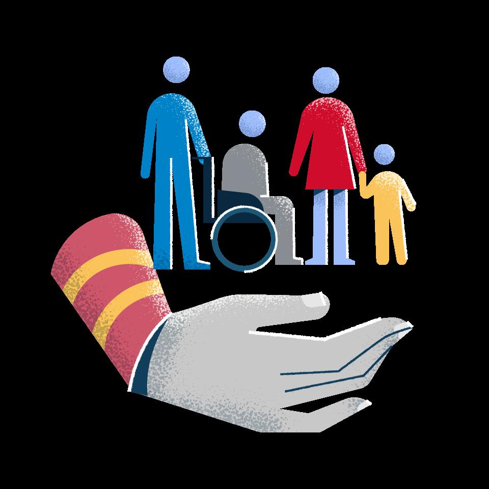Servizi a persona e Famiglia