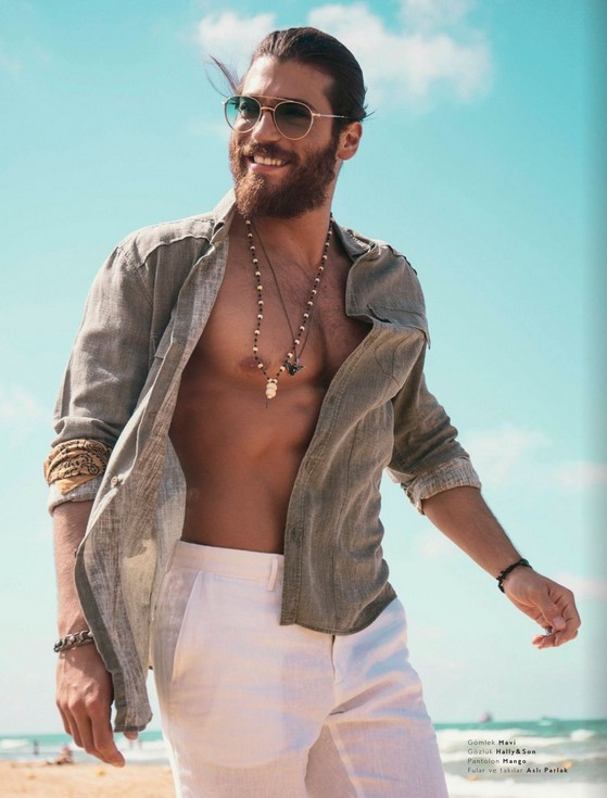 Can Yaman Universe Istanbul Life Magazine Interview With Can Yaman July 2018