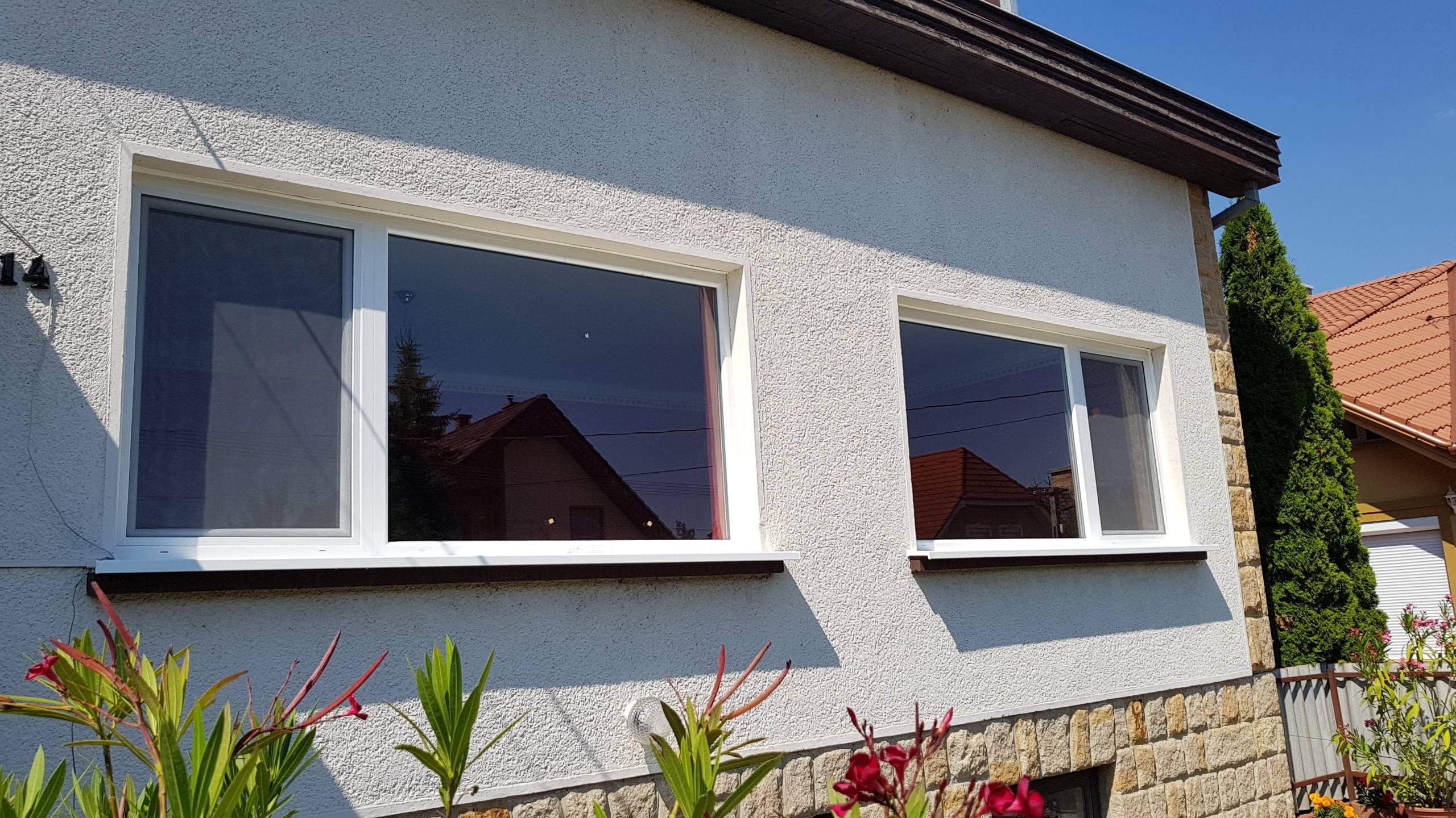 Ablakok kívülről
