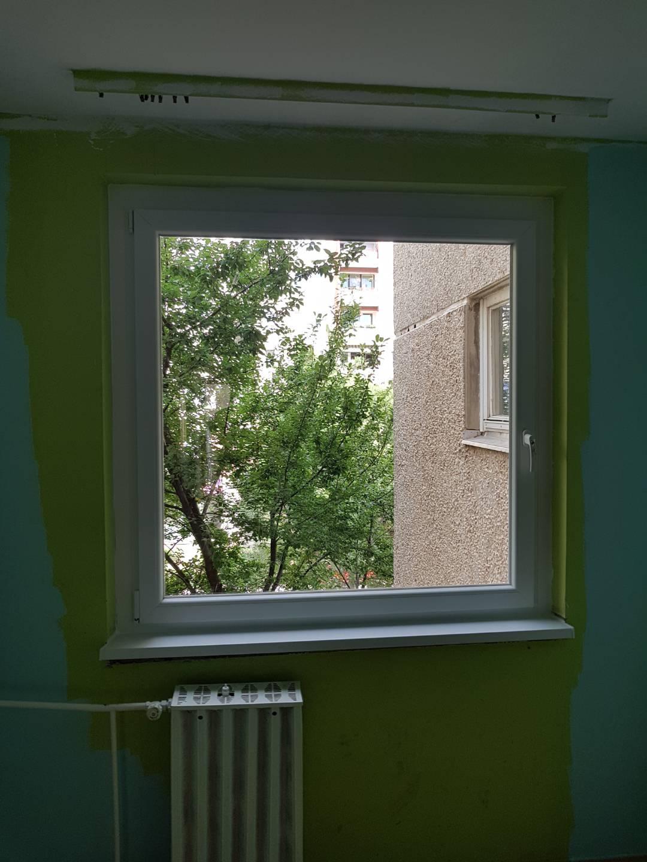 Panel lakás ablakcseréje