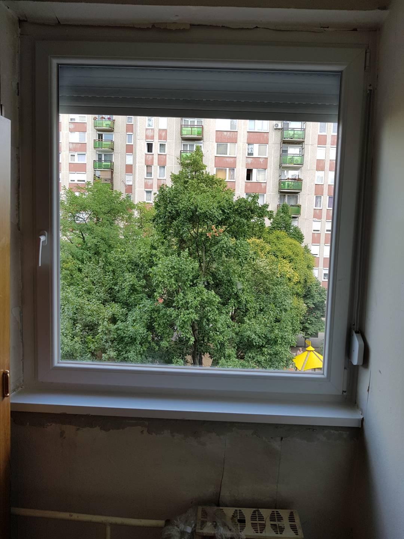 Kisszoba ablakcsere