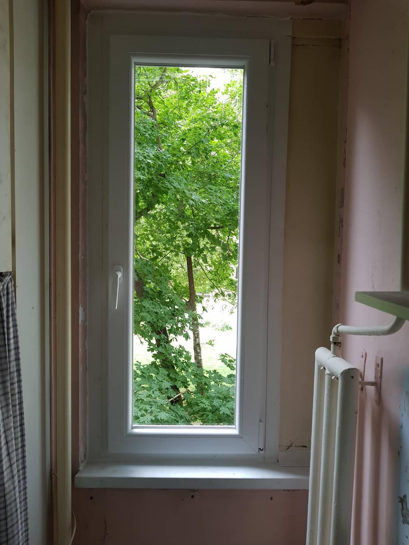 Praktikus ablak panelben