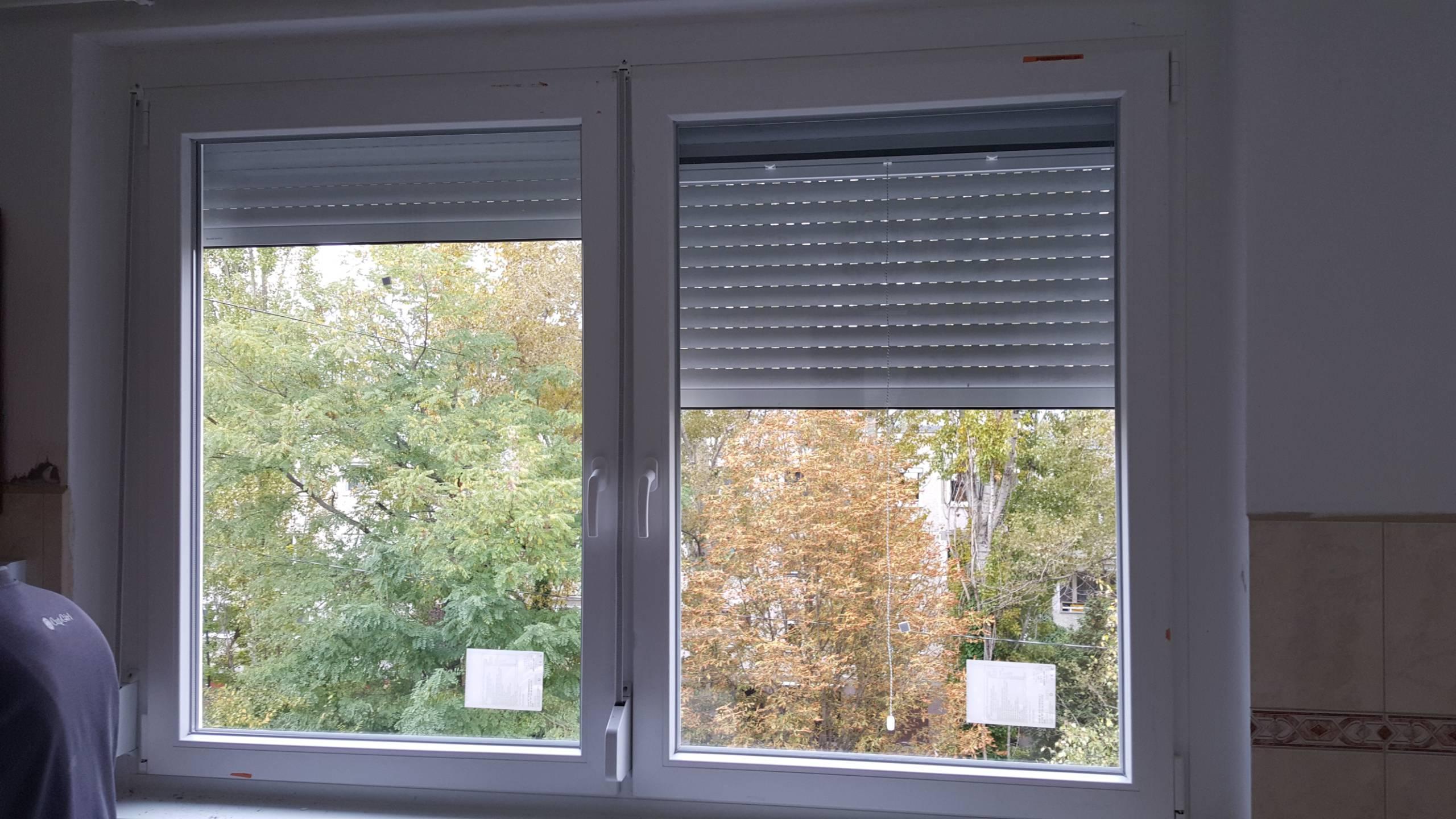 Tégla lakás ablakcsere